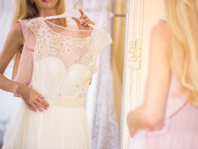 Should I Rent My Wedding Dress?