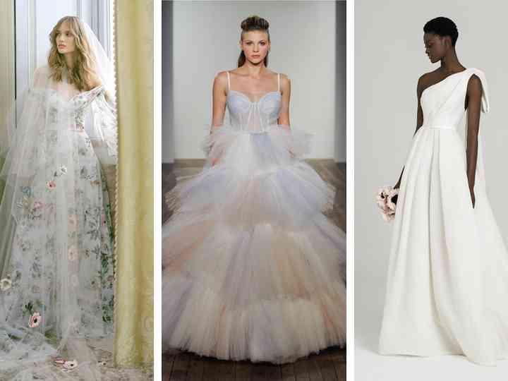 Canadian Bridal,Wedding Dress Trends 2020,
