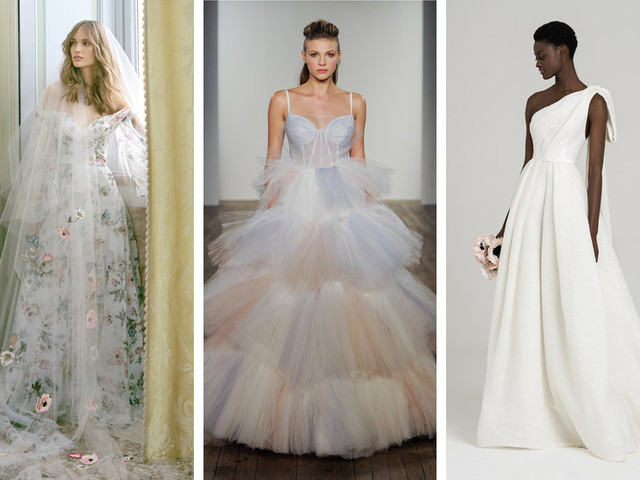 The 2020 Wedding Dress Trends Canadian Brides Need to Know