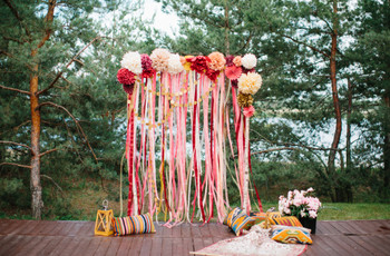 14 Creative Ways to Use Ribbon Decorations in Your Wedding