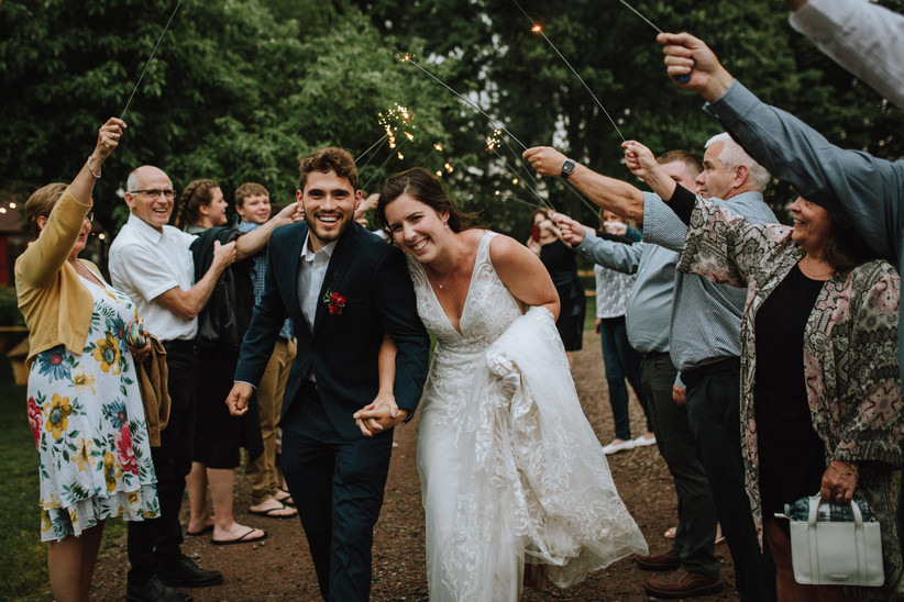 PEI Covid Wedding