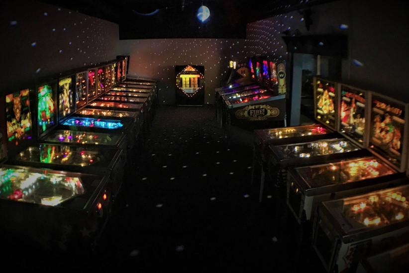 The Ottawa Pinball Arcade