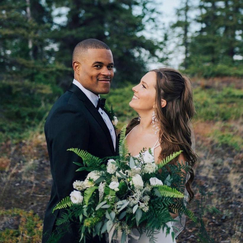 Yukon Covid Wedding