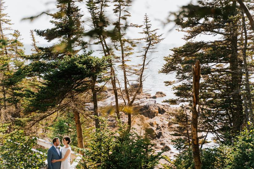 New Brunswick Covid Wedding