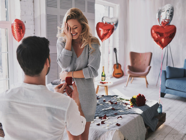 How to Plan a Proposal at Home While Social Distancing