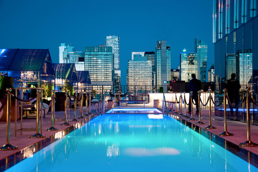 Lavelle rooftop event space