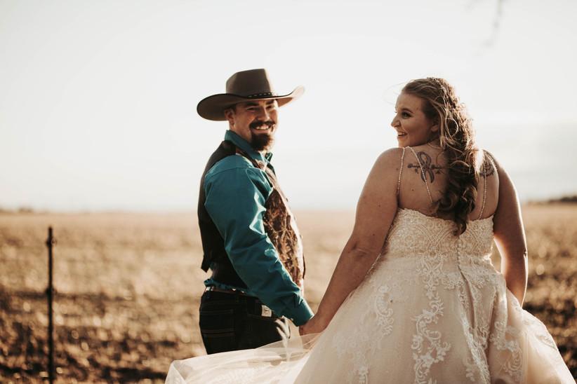 Saskatchewan Covid Wedding