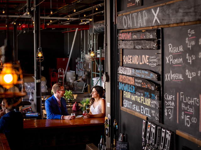 14 Awesome Toronto Brewery Wedding Venues