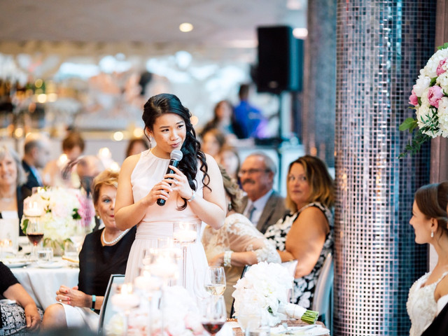 How to Give an Unforgettable Wedding Toast