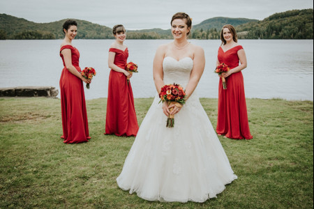 Where to Find Wedding Dress Rentals in Montreal