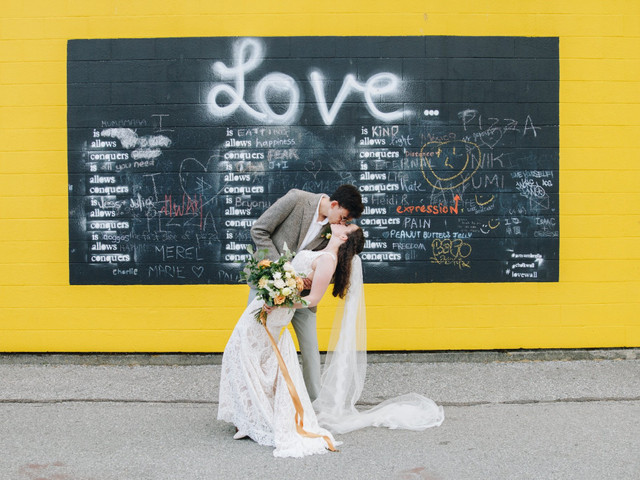 16 Ways to Use the 2021 Pantone Colours of the Year at Your Wedding