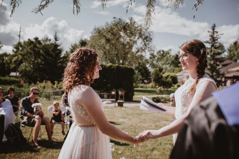 Manitoba Covid wedding