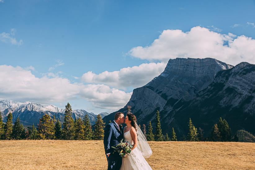 Alberta Covid wedding