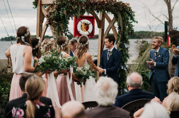 8 Stunning Outdoor Wedding Venues in Ottawa