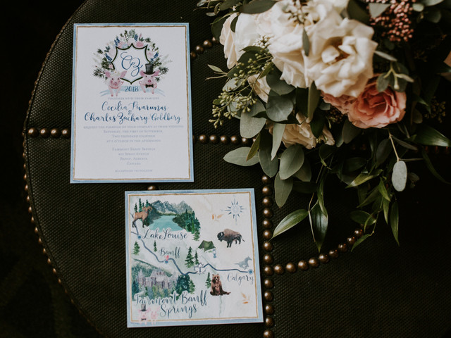 13 Rustic Wedding Invitations That'll Give You Inspo For Your Stationery