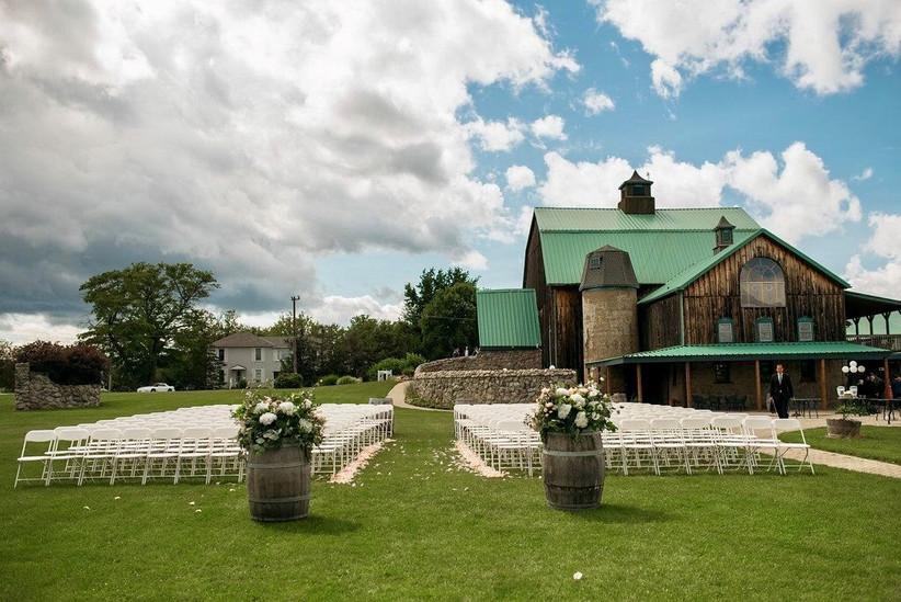 Ontario Outdoor Wedding Venue - Hernder Estate
