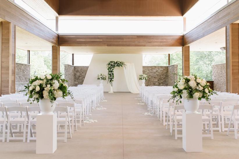 Toronto waterfront wedding venues - The Guild Inn Estate