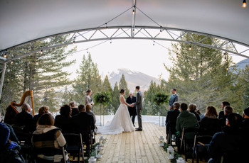 The Top 22 Mountain Wedding Venues in Alberta