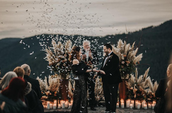 21 Creative Ways to Use Pampas Grass in Your Wedding Decor