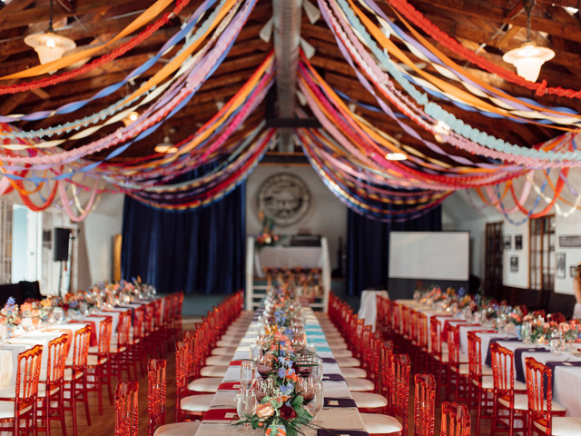26 Stunning Wedding Ceiling Decor Ideas