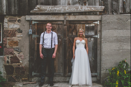 12 Things We Love About Barn Wedding Venues
