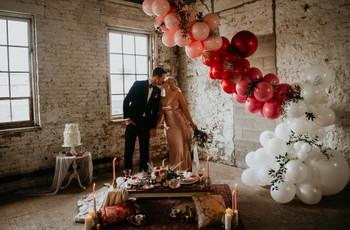 25 Awesome Valentine's Day Wedding Ideas