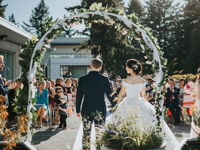 9 Stunning Outdoor Wedding Venues in Vancouver