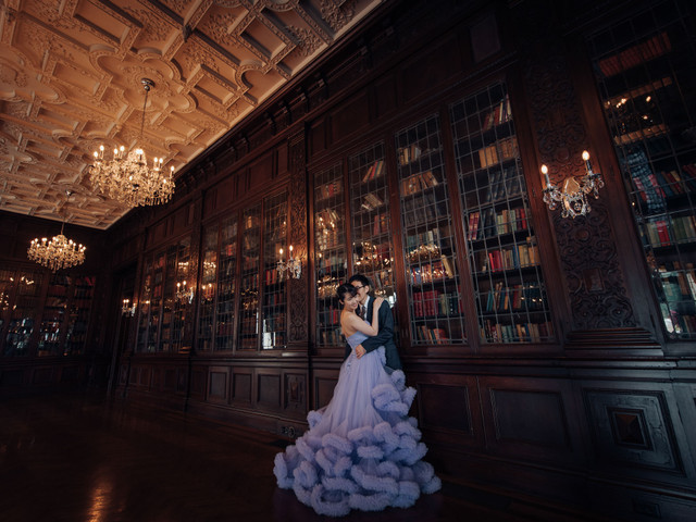 7 Stunning Library Wedding Venues in Toronto for Bookworms