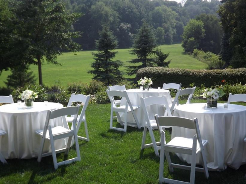 Miller Lash House outdoor wedding venue in Toronto