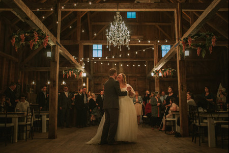 5 Rustic-Chic Barn Wedding Venues in New Brunswick
