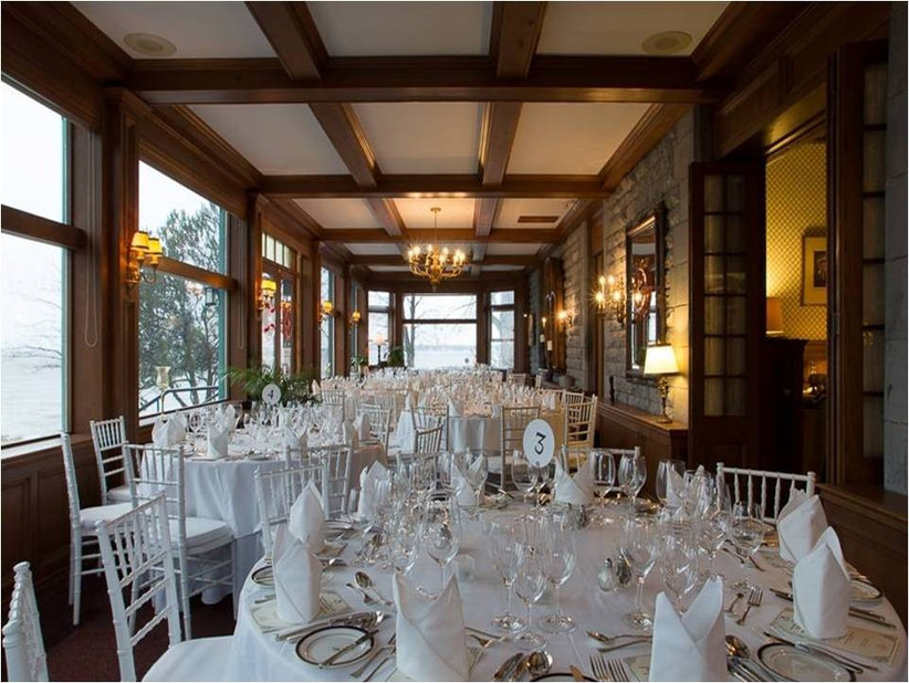 Forest and Stream Club wedding venue in Montreal