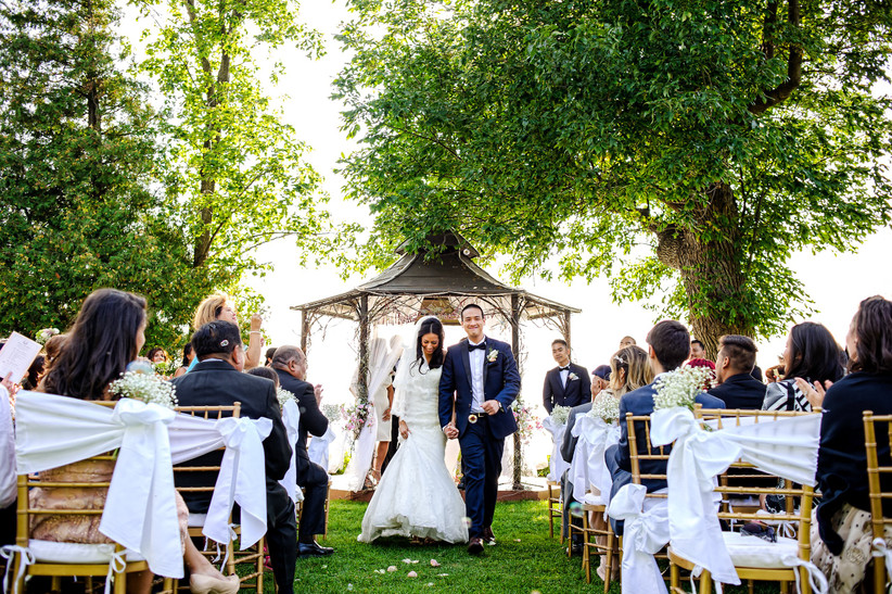 Outdoor Montreal Wedding VenueThe Forest and Stream Club