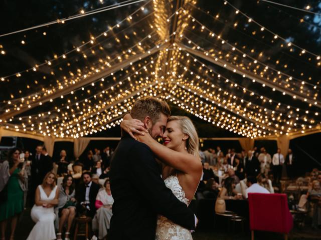 36 Romantic Wedding Lighting Ideas