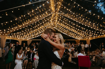 36 Romantic Wedding Lighting Ideas