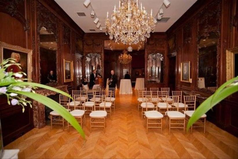 Château Ramezay wedding venue in Montreal