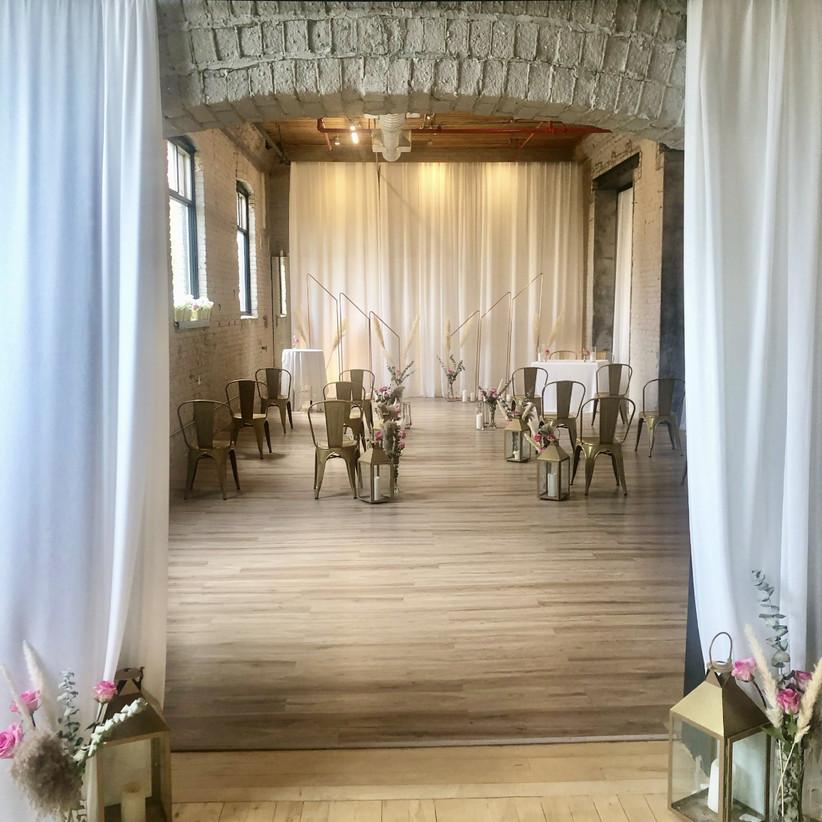 The Wedding Space @ Studio V Wedding Venue