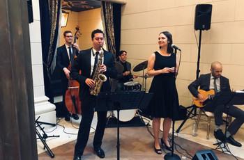 The Ultimate Jazz Wedding Reception Playlist