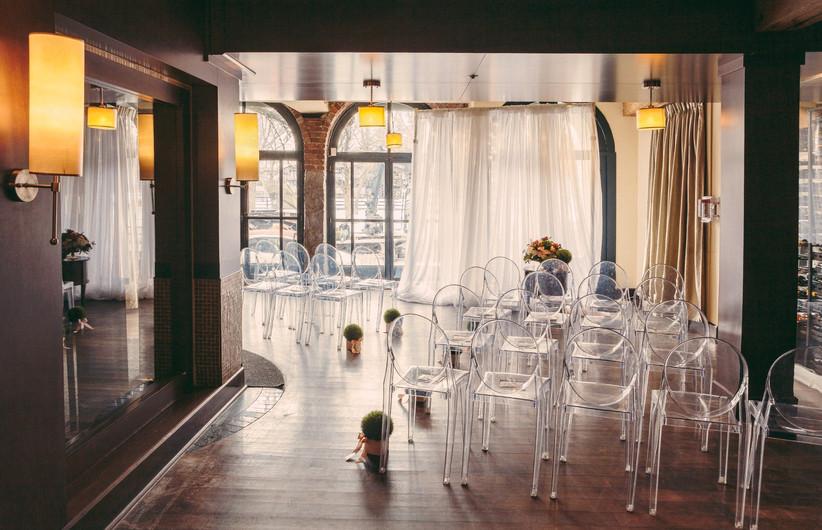 Auberge du Vieux Port Wedding Venue in Montreal