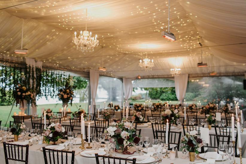 Waterfront wedding venues in Vancouver - Brock House