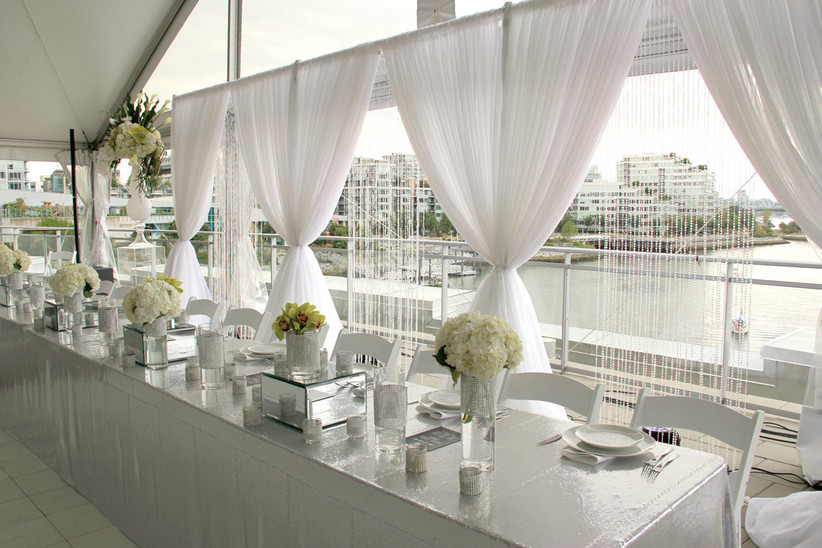 Waterfront wedding venues in Vancouver - Science World