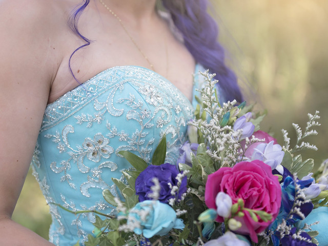 """50 Unique Ideas to Add """"Something Blue"""" to Your Wedding"""