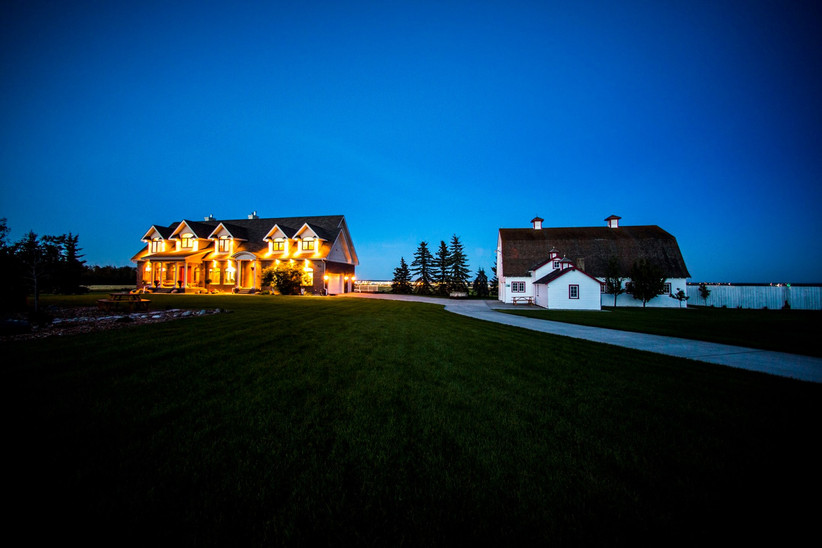 Outdoor Edmonton Wedding Venue - The Cornerstone Event & Retreat Venue