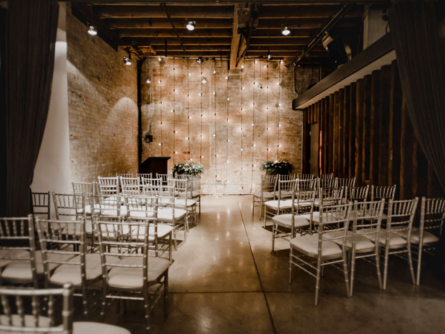 The Top 20 Loft Wedding Venues in Toronto