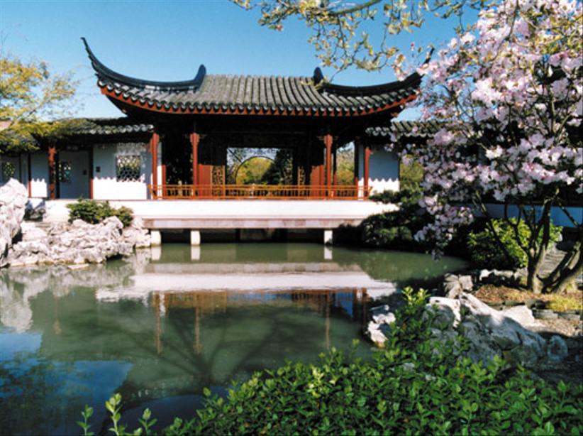 Dr. Sun Yat-Sen Classical Chinese Garden