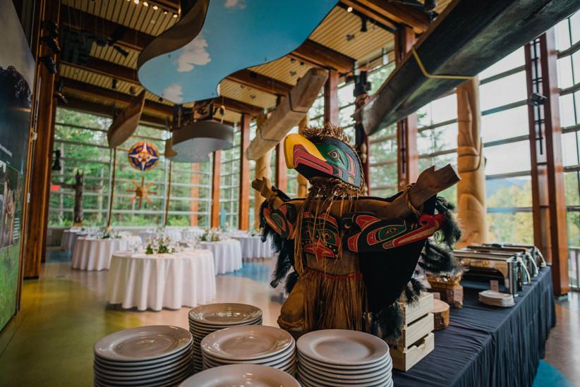 Indigenous-owned wedding venues