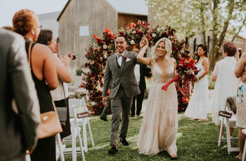 29 Awesome Rustic Wedding Ideas