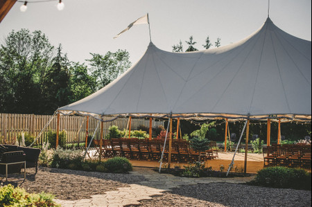 9 Things You Need to Know About Tent Wedding Venues
