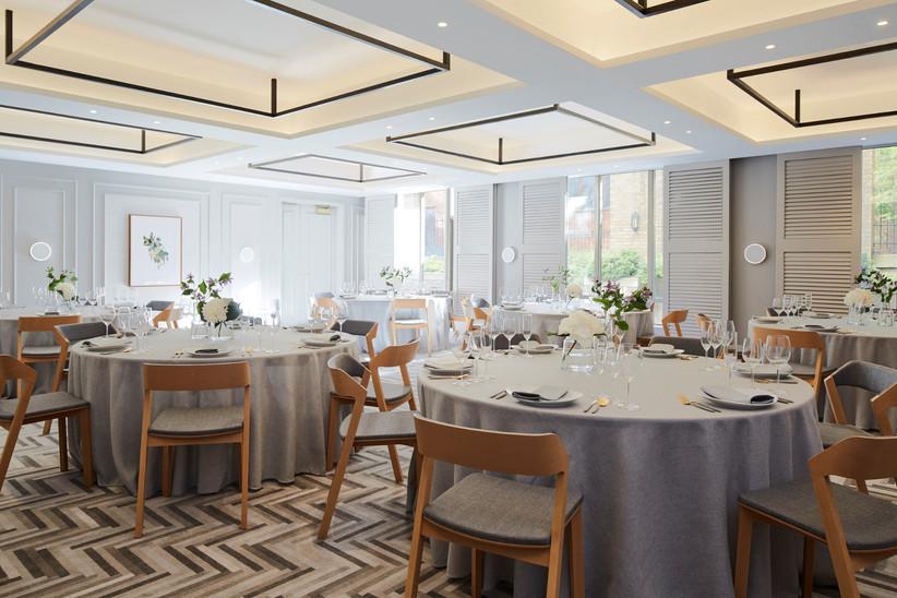 Kimpton Saint George Hotel Wedding Venue