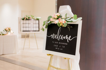 10 Wedding Reception Accessories that Double as Decor