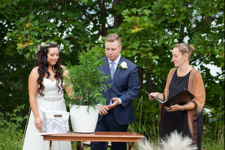 What is a Tree Planting Ceremony?